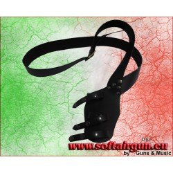 Cintura in pelle per spada -Denix 88cm-