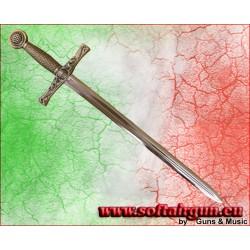 Tagliacarte spada Excalibur di Re Artù in metallo Denix 24cm
