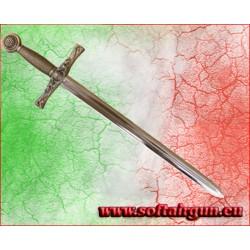 Tagliacarte spada Excalibur Misure: 24 cm