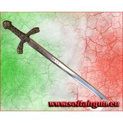 Tagliacarte aprilettere spada Riccardo Cuor di Leone...