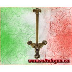 Supporto metallico per Tagliacarte in metallo Denix 11cm