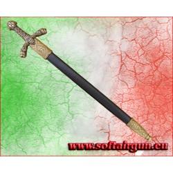 Riccardo Cuor di Leone Lionheart in metallo Tagliacarte...