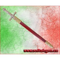 Spada di Napoleone in metallo Tagliacarte aprilettere...