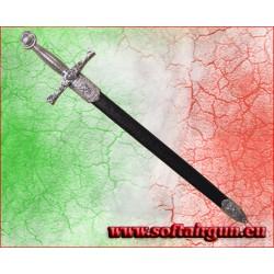 Spada Excalibur di Re Artù in metallo Tagliacarte Denix...