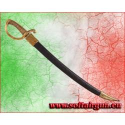 Spada Briquet sabre in metallo Tagliacarte aprilettere...