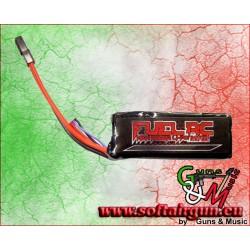 FUEL BATTERIA LI-PO 7.4V X 1600MAH 30C (FL-7.4X1600)