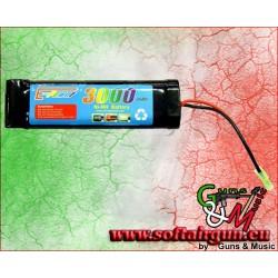 E-TANG POWER BATTERIA NI-MH 8.4V X 3000MAH (8.4X3000)