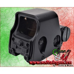 S-TACTICAL RED DOT OLOGRAFICO NERO (JS-RD553)