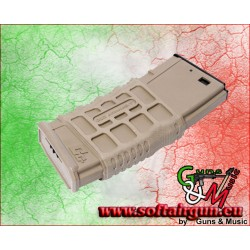 G&G CARICATORE HI-CAP GMAG-V1 300 COLPI PER M4/M16 DESERT...