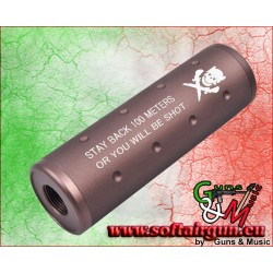 BIG DRAGON SILENZIATORE TAN (BD-0464)