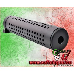 BIG DRAGON SILENZIATORE QD NERO (BD-0489)