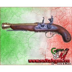Pistola Pirata spark gun, S.XVIII (mancina)