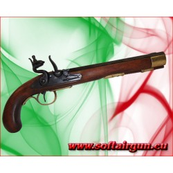 Pistola avancarica Kentucky USA 19th. C. cod.3991136 Cm.39