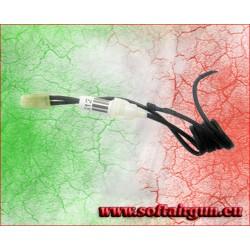 CAVETTO CON FUSIBILE PER SERIE M4/G36 POSTERIORE JING...