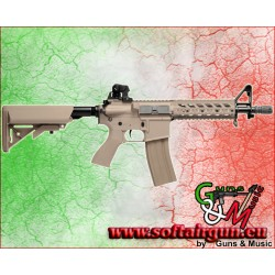 G&G FUCILE ELETTRICO CM16 RAIDER DESERT TAN (GG13T)