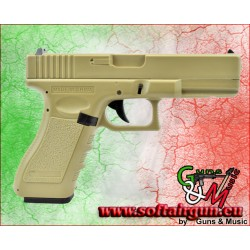 CYMA PISTOLA ELETTRICA Glock C18 TAN (CM030T)
