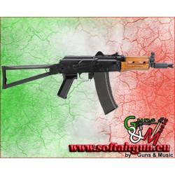 G&G FUCILE ELETTRICO GKS74U FULL METAL CON PARAMANO IN...
