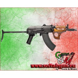G&G FUCILE ELETTRICO GKMS CARBINE FULL METAL CON PARAMANO...