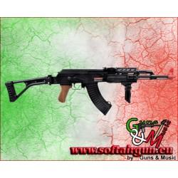 CYMA FUCILE ELETTRICO SOFTAIR MOD.AK47 IMPUGNATURA COLOR...