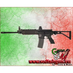 A&K M4 LR300 Long assault rifle FULL METAL (MOD3000L)