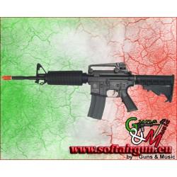 ACE OF SPADES FUCILE ELETTRICO M4A1 CARABINE NERO...
