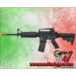 ACE OF SPADES FUCILE ELETTRICO M4A1 SPORT LINES NERO...