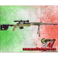 FUCILE SOFTAIR TACTICAL TYPE 1 SNIPER VERDE (MB4415V)