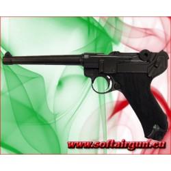 Luger P08 Parabellum Pistola Inerte Full Metal 30 Cm.