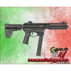 ARES FUCILE ELETTRICO M4 45 PISTOL S-CLASS L - BK...