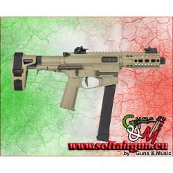 ARES FUCILE ELETTRICO M4 45 PISTOL S-CLASS S - DE (AR-M45-ST)
