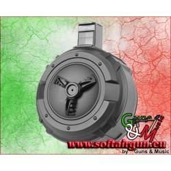 G&G CARICATORE DRUM MANUALE 1730 COLPI PER SERIE PRK9 (G08179)