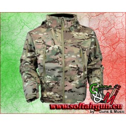 JS-TACTICAL GIACCA SHARK SKIN MULTICAM TAGLIA L (JW-MC-L)