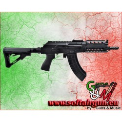 CYMA FUCILE ELETTRICO AK-74 CQB NERO (CM076A)