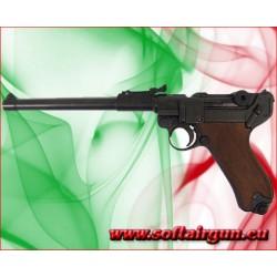 Luger P08 Parabellum Pistola Inerte Artiglieria 35 Cm.