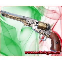 Revolver Colt Navy USA Brown & Gold 1851