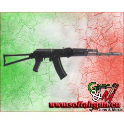 J.G. WORKS FUCILE ELETTRICO AK-74S NERO (1020)