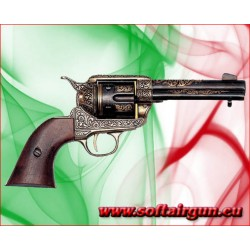 Revolver Peacemaker Frontier single action Colt.45 USA...