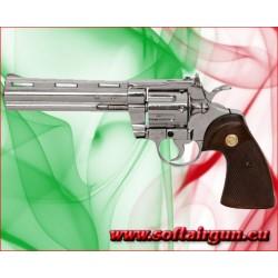 "Revolver Python 357 Magnum &"" 31.5 Cm Inox Inerte"