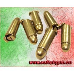 Pallottola detonante Firing caps bullets per serie Colt...