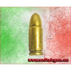 Proiettile inerte 30mm. -9mm Parabellum