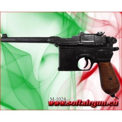 Mauser C96 inerte calcio in legno 32Cm.