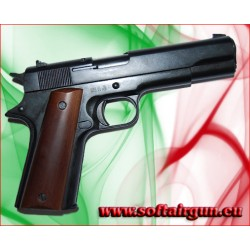 WE 1911 MATTE CHROME FULL...