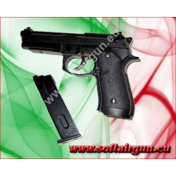 Bruni Mod.96 Pistola Salve...