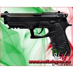 PISTOLA M9 Tactical a GAS HG-173 HFC NERA (HG 173B)