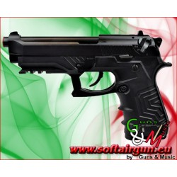 PISTOLA RAFFICA  M9 TACTICAL HG-173 SEMI/FULL AUTO (HG173R)