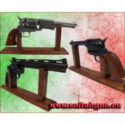 Espositore supporto in legno per spada o pistola 3900808
