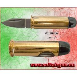 Proiettile con coltellino tipo pallottola 44 Magnum Denix...