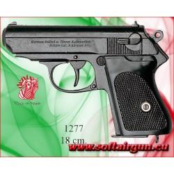 Pistola tedesca SS Waffen SS PPK Walter 18Cm inerte