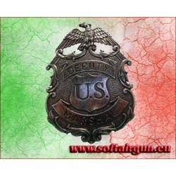 Distintivo Stella da Sceriffo Deputy U.S. Marshal DENIX