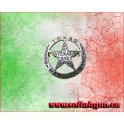 Distintivo con stella Texas Ranger corpo speciale Texas...